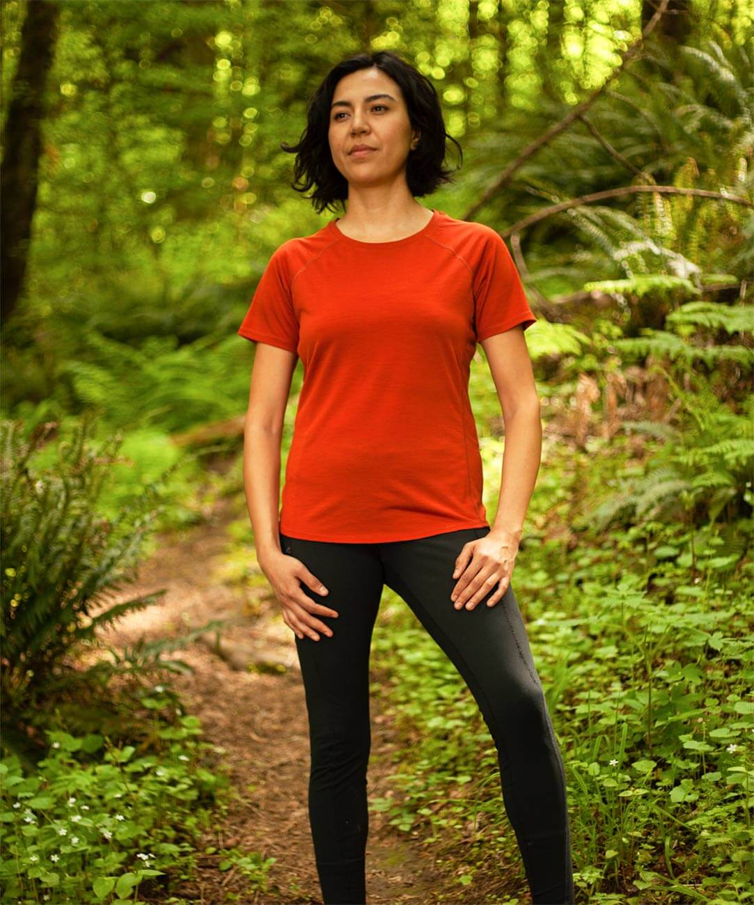 Women's Apex Merino Tech T-Shirt