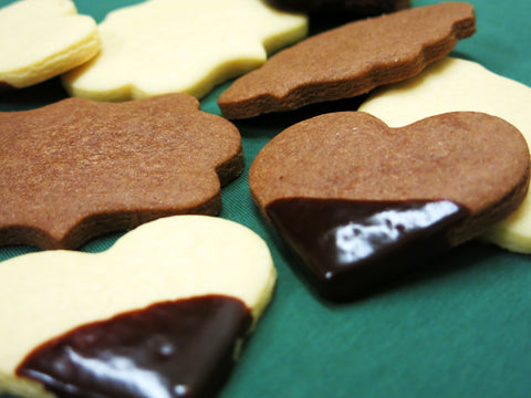 Heart (and other shapes) Cookies
