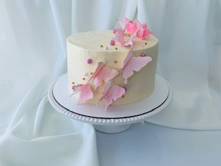 Flying Butterfly Cake