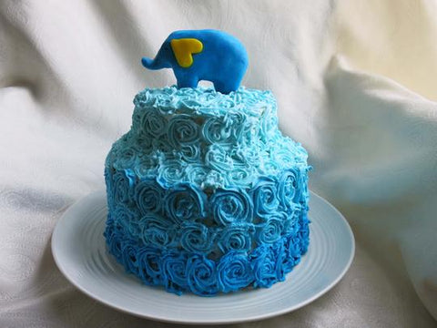 Birthday Cake - Elephant