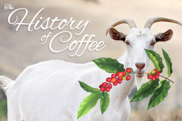 THE DISCOVERY OF COFFEE: THE LEGEND OF KALDI