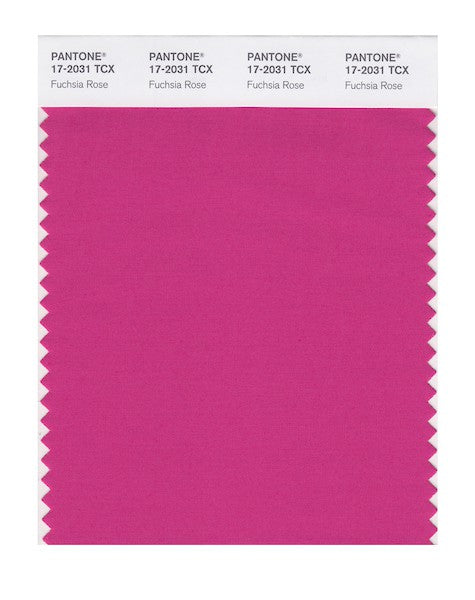 2001 Pantone Color of the Year - Fuchsia Rose 17-2031