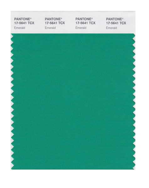 2013 Pantone Color of the Year - Emerald 17-5641