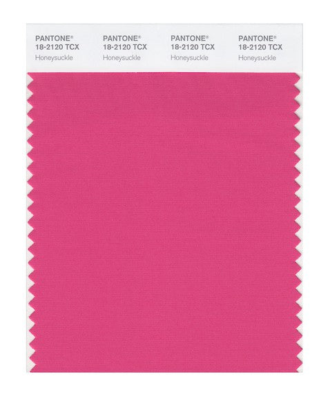 2011 Pantone Color of the Year - Honeysuckle 18-2120
