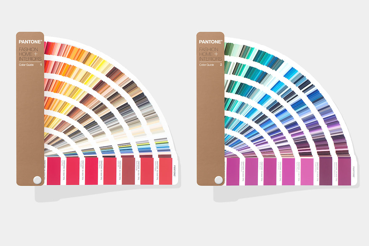 Pantone Color Guide 1 and 2