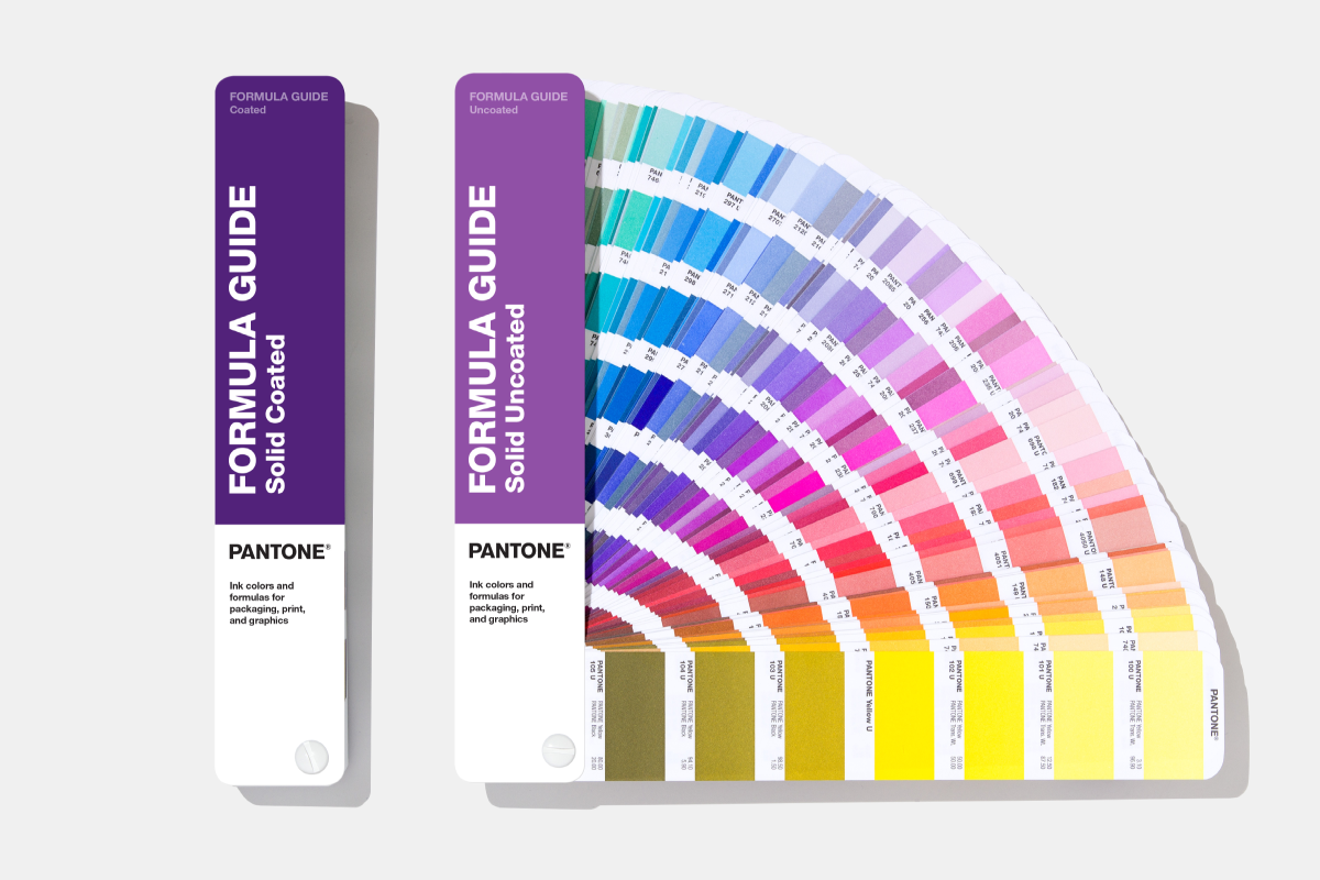 Coated and Uncoated Formula Guides