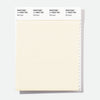 Pantone Polyester Swatch Card 11-0503 TSX Meringue