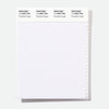 Pantone Polyester Swatch Card 11-4002 TSX Powdered Sugar