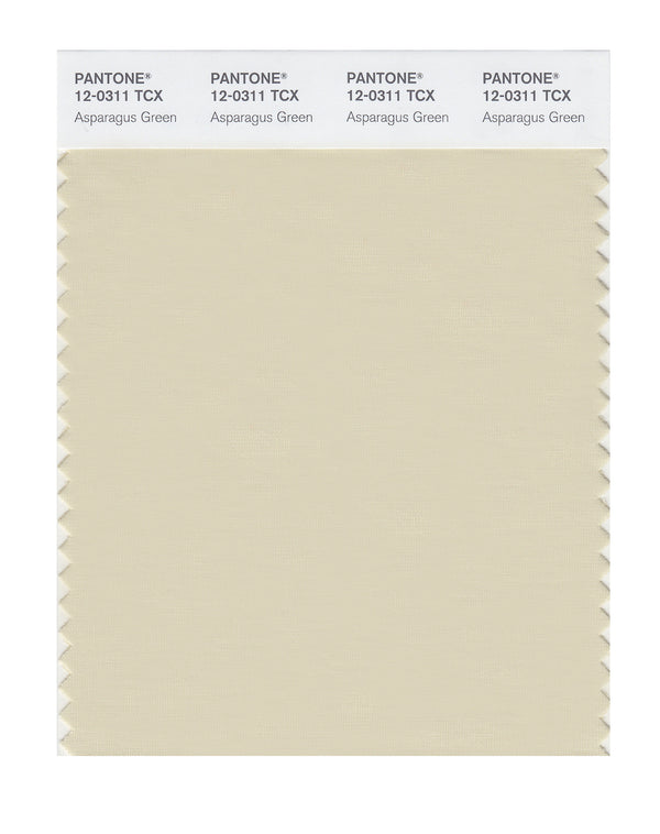 Pantone Smart Color Swatch Card 12 0311 Tcx Asparagus Green Columbia Omni Studio