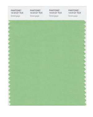 Pantone SMART Color Swatch 14-0127 TCX Greengage