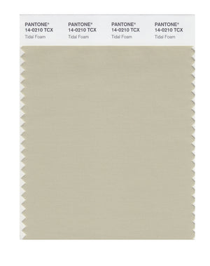 Pantone SMART Color Swatch 14-0210 TCX Tidal Foam