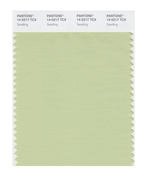 Pantone SMART Color Swatch 14-0217 TCX Seedling