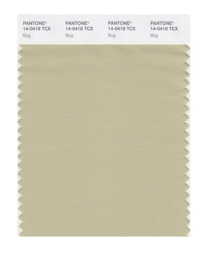 Pantone SMART Color Swatch 14-0418 TCX Bog