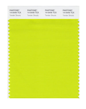 Pantone SMART Color Swatch 14-0446 TCX Tender Shoots