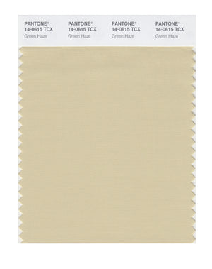 Pantone SMART Color Swatch 14-0615 TCX Green Haze
