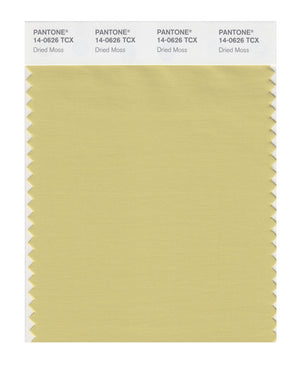 Pantone SMART Color Swatch 14-0626 TCX Dried Moss