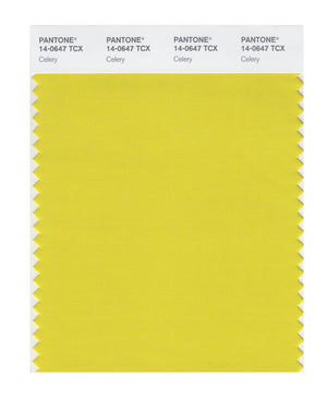 Pantone SMART Color Swatch 14-0647 TCX Celery