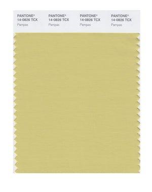Pantone SMART Color Swatch 14-0826 TCX Pampas