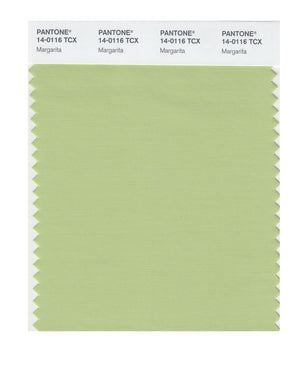 Pantone SMART Color Swatch 14-0116 TCX Margarita