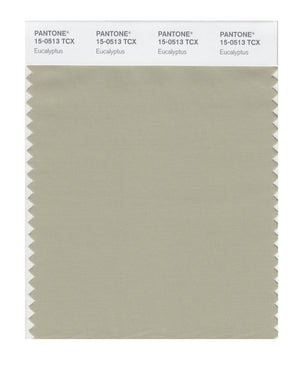Pantone SMART Color Swatch 15-0513 TCX Eucalyptus