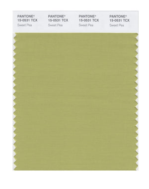 Pantone SMART Color Swatch 15-0531 TCX Sweet Pea
