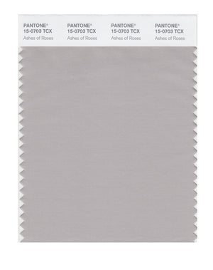 Pantone SMART Color Swatch 15-0703 TCX Ashes of Roses