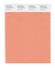 Pantone SMART Color Swatch 15-1334 TCX Shell Coral