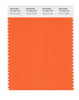 Pantone SMART Color Swatch 16-1364 TCX Vibrant Orange