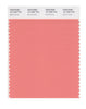 Pantone SMART Color Swatch 16-1529 TCX Burnt Coral