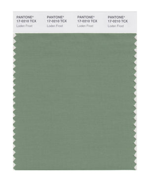 Pantone SMART Color Swatch 17-0210 TCX Loden Frost