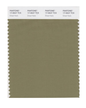 Pantone SMART Color Swatch 17-0627 TCX Dried Herb