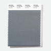 Pantone Polyester Swatch Card 17-1403 TSX Gray Hawk