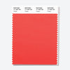 Pantone Polyester Swatch Card 17-1460 TSX Firelight