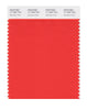 Pantone SMART Color Swatch 17-1562 TCX Mandarin Red