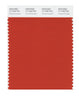 Pantone SMART Color Swatch 17-1449 TCX Pureed Pumpkin
