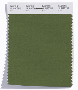 Pantone SMART Color Swatch 18-0107 TCX Kale
