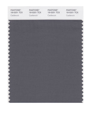 Pantone SMART Color Swatch 18-0201 TCX Castlerock