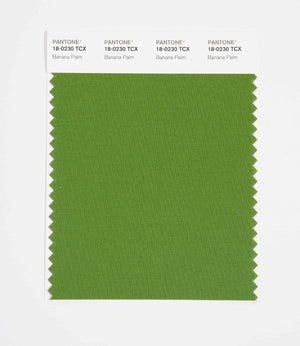 Pantone SMART Color Swatch 18-0230 TCX Banana Palm
