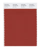 Pantone SMART Color Swatch 18-1442 TCX Red Ochre