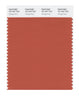 Pantone SMART Color Swatch 18-1447 TCX Orange Rust