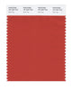 Pantone SMART Color Swatch 18-1454 TCX Red Clay