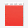 Pantone Polyester Swatch Card 18-1560 TSX Mandevilla Red