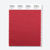 Pantone Polyester Swatch Card 18-1645 TSX Valiant Red