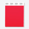 Pantone Polyester Swatch Card 18-1650 TSX Endangered