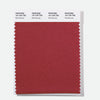 Pantone Polyester Swatch Card 18-1726 TSX Red Moscato