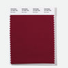 Pantone Polyester Swatch Card 18-1935 TSX Red Velvet