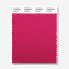Pantone Polyester Swatch Card 18-2350 TSX Boudoir Red