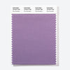 Pantone Polyester Swatch Card 18-3616 TSX Plum Smoothie