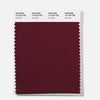 Pantone Polyester Swatch Card 19-1520 TSX Goth Red