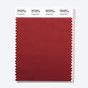 Pantone Polyester Swatch Card 19-1730 TSX Carriage Red